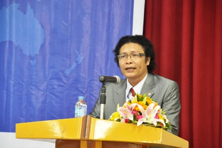 PGS, T.S Phan Cao Thọ